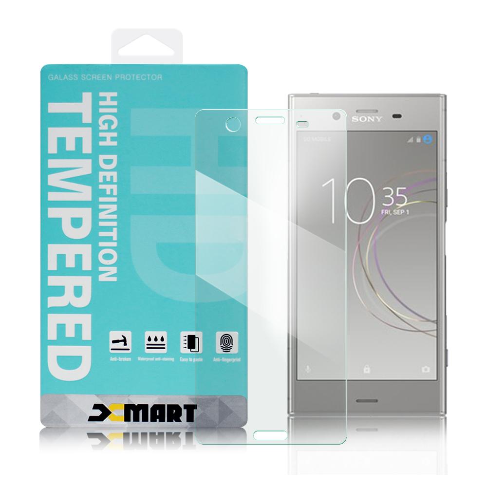XM SONY Xperia XZ1 薄型 9H 玻璃保護貼-非滿版