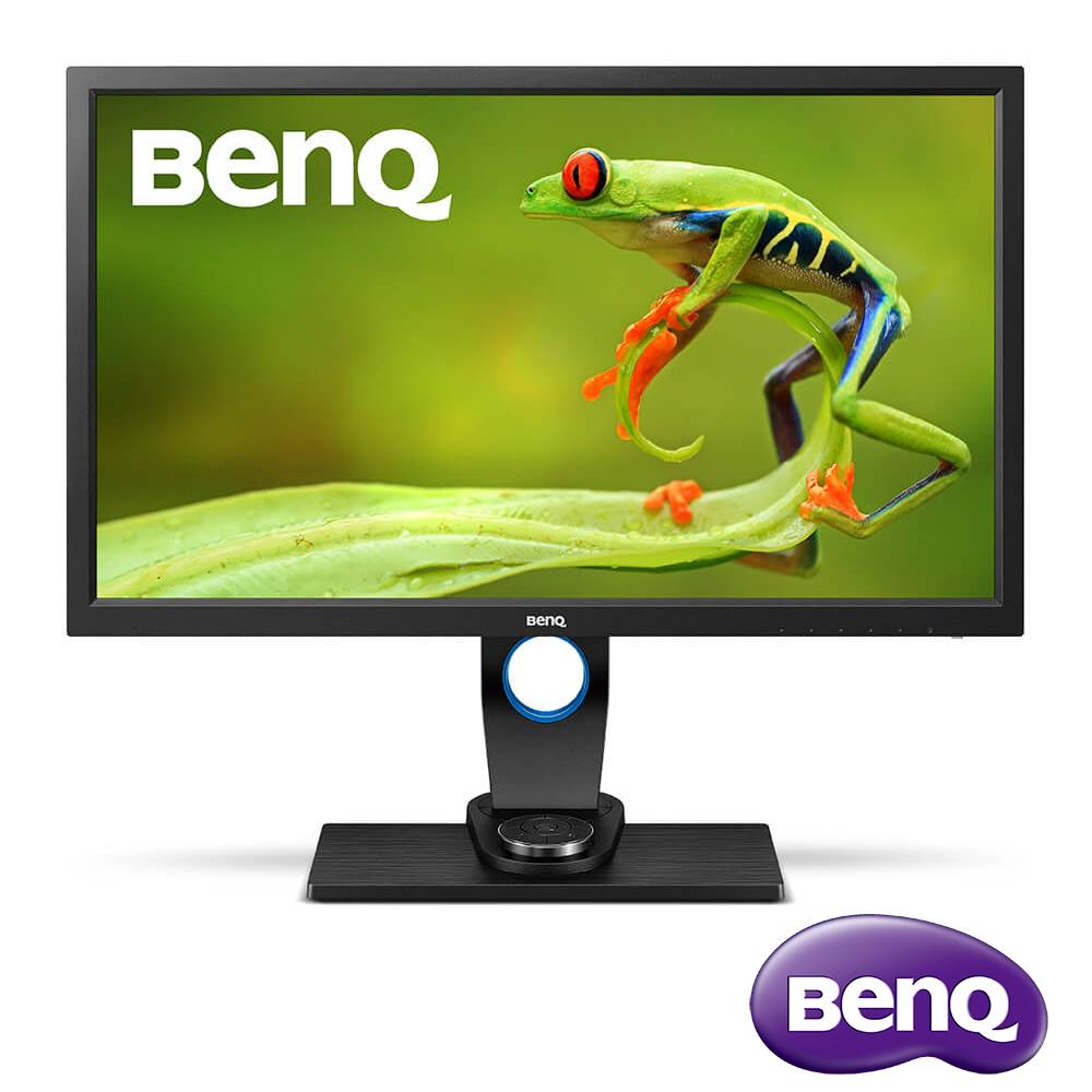BenQ SW2700PT 2K 廣色域專業攝影修圖螢幕