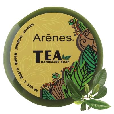 (即期品)Arenes 茶多酚極潤保濕手工皂100g