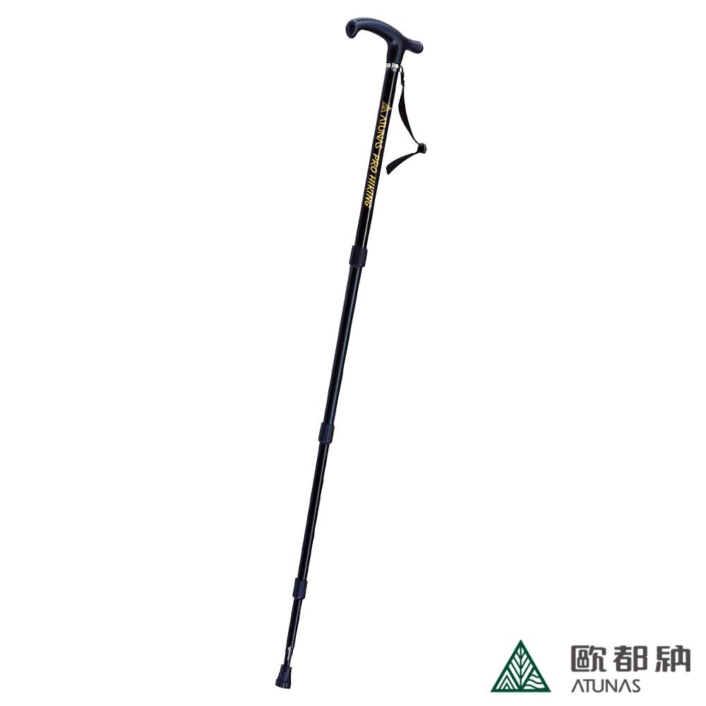 歐都納 NSA101E  拐杖型四節登山杖