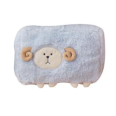 CRAFTHOLIC 宇宙人 蔚藍天空熊小毛毯