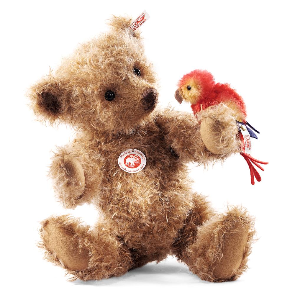 STEIFF德國金耳釦泰迪熊 - Alexander Teddy Bear (34cm)
