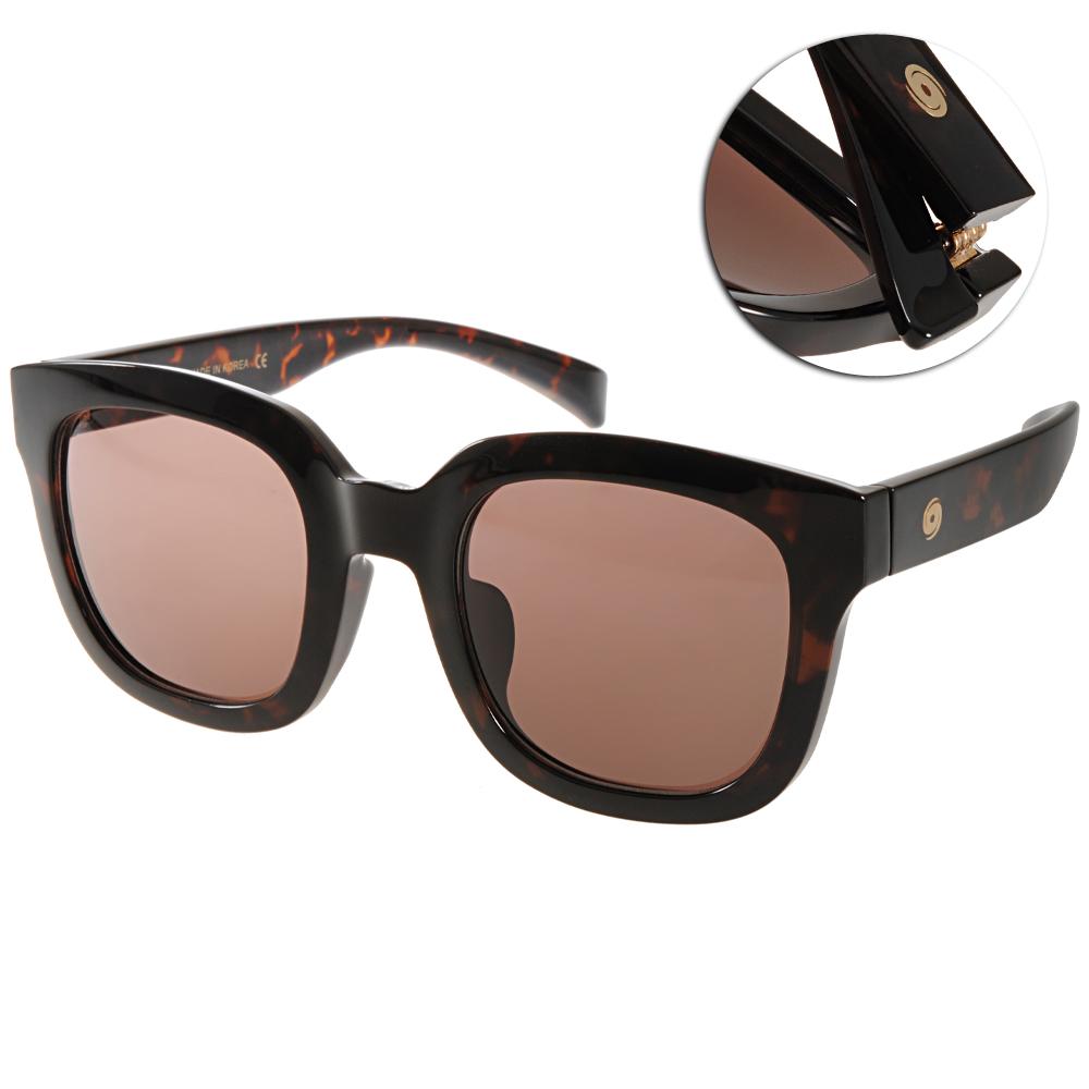 Go-Getter太陽眼鏡 個性方框/琥珀#GS4009 05