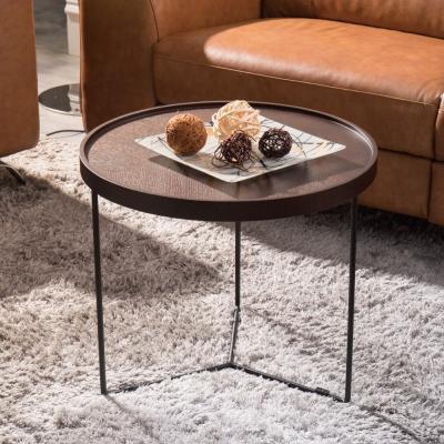 Hilker-布萊梅圓桌茶几-60x60x52cm