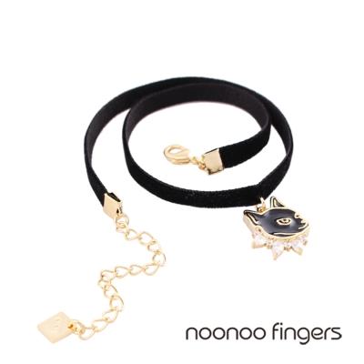 Noonoo Fingers Anubis Choker  埃及阿努比斯 頸鍊