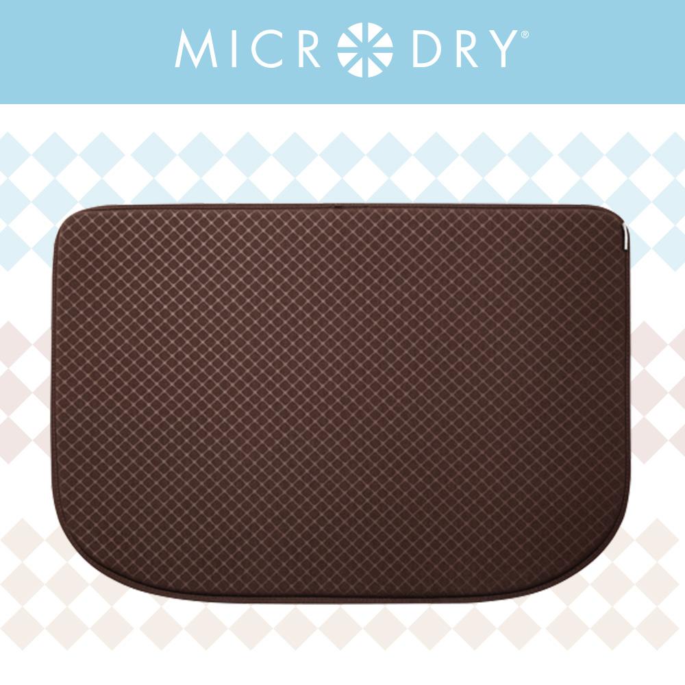 MICRODRY 網紋多功能地墊-冰咖啡(F)