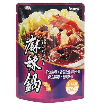 味王 麻辣鍋湯底(750g)