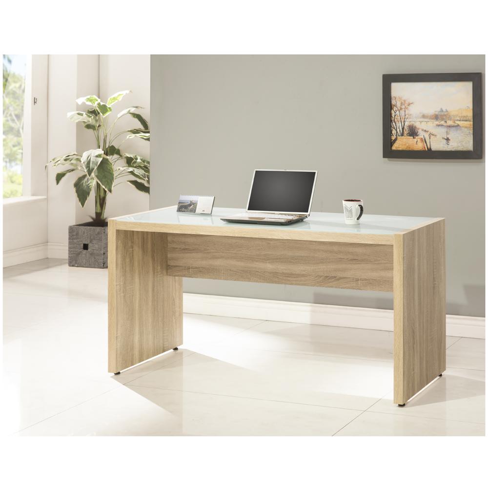 全新3D木紋5尺電腦書桌-DIY自行組合產品 寬150*深60*高75公分