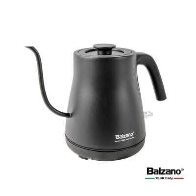 義大利Balzano電動手沖咖啡壺-黑(BZ-KT088B)