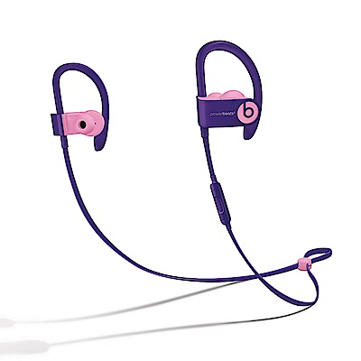 Beats PowerBeats 3 Wireless 運動藍牙耳機(夏季特別版) 典雅紫