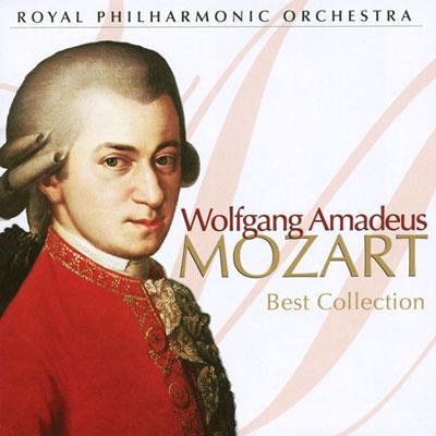 莫札特 - 英國皇家愛樂管弦樂團 3CD