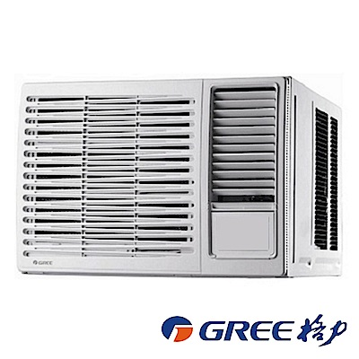 GREE格力 10-12坪定頻右吹窗型冷氣GWF-72D