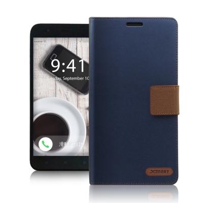 XM HTC One X10 5.5吋 時尚浪漫風支架皮套