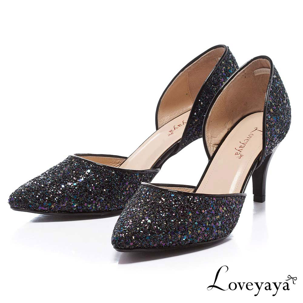 Loveyaya -仙履奇緣夢幻高跟鞋- 閃耀藍