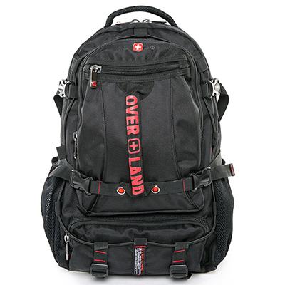 OVERLAND-美式十字軍x型男美式率性多功能後背包