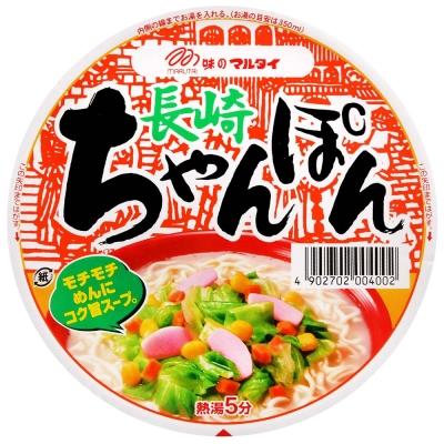 太平 長崎什錦碗麵(93g)