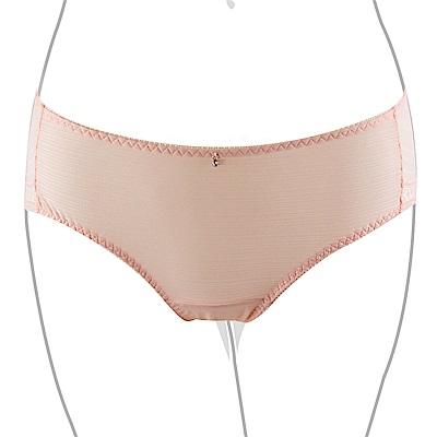 推EASY SHOP-零感肌著 低腰平口褲(輕透膚)