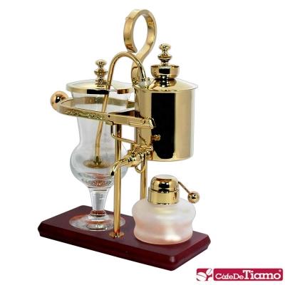 Tiamo CF490G 比利時咖啡壺 - 金(HG0136)