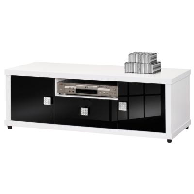 時尚屋 米蘭3.8尺白色電視櫃
