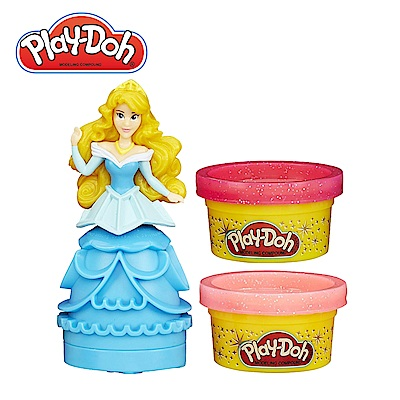Play-Doh培樂多-迪士尼公主遊戲組-睡美人