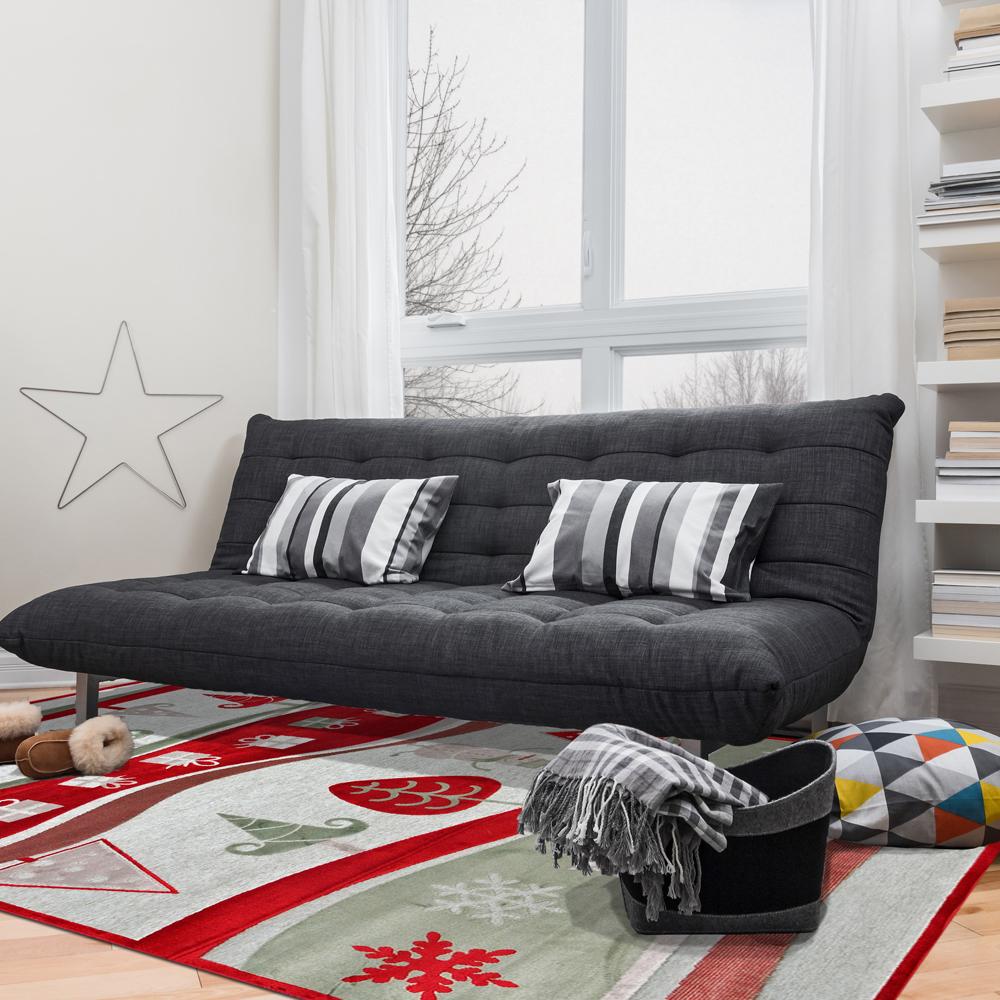 比利時Valentine 雪尼爾絲毯 -夢幻耶誕 (140x200cm)