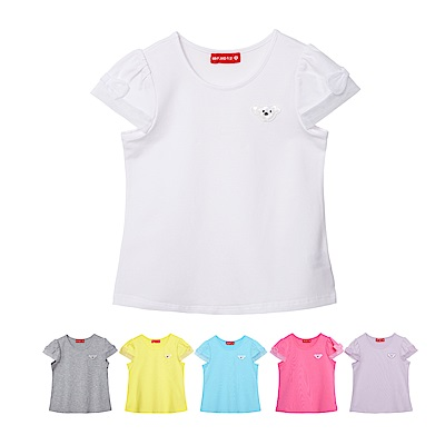 WHY AND 1/2 普普熊T恤 5Y~10Y 多色可選