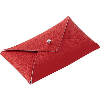 PHILIPPI Letter軟式名片盒(紅)
