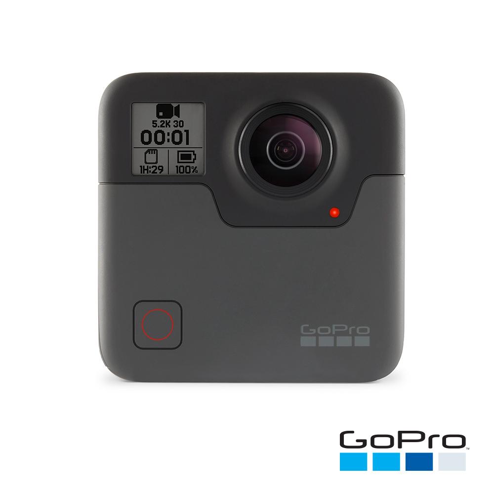 (無卡分期12期) GoPro-FUSION 360°全景攝影機CHDHZ-103