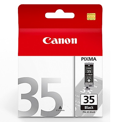 Canon PGI-35BK 原廠黑色墨水匣