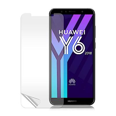 VXTRA 華為 HUAWEI Y6 (2018) 高透光亮面耐磨保護貼