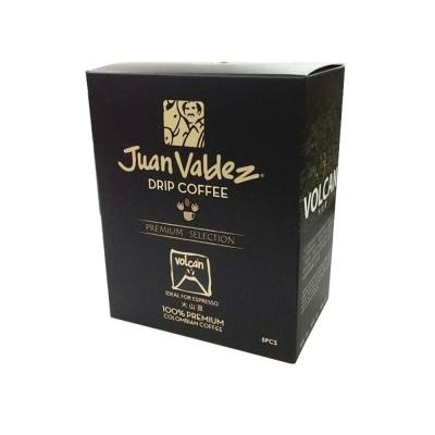 Juan Valdez胡安帝滋 濾掛咖啡-火山豆(10gx5入)