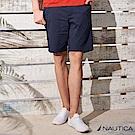 Nautica經典百搭涼感短褲 -深藍