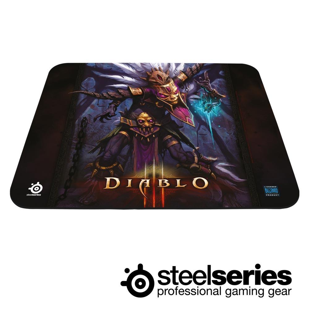SteelSeries QCK Diablo III WitchDoctor (巫醫)