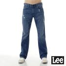 Lee 牛仔褲 729 低腰標準直筒-男款-中亮藍