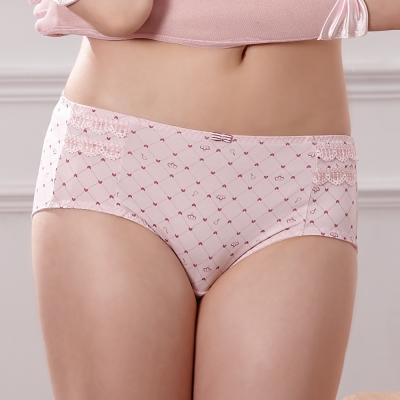 BeeDees蜜笛詩-時尚公主流系列M-EL平口小褲-公主粉