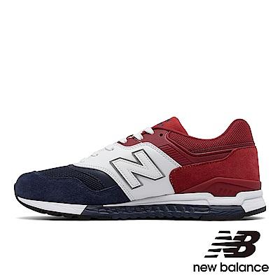 New Balance 復古鞋ML997HCA男性白色