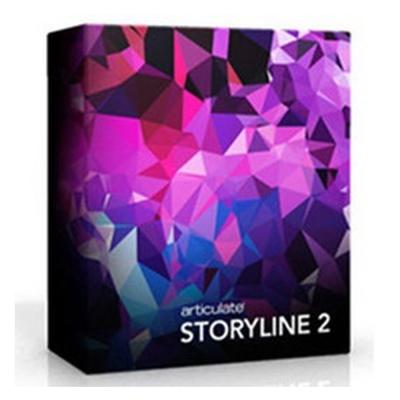 Articulate Storyline 2 (數位教學) 單機版 (下載版)