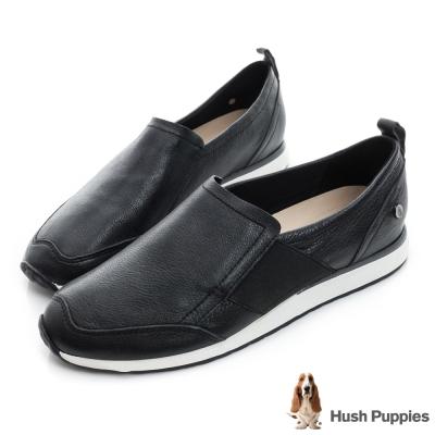 Hush Puppies CHRISTEN 簡約休閒鞋- 黑色