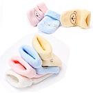 kiret 日本 手工小熊 嬰幼保暖棉襪 (3雙組)