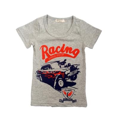 魔法Baby 兒童短袖舒適T恤 k39498