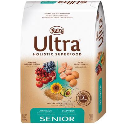 美士Nutro大地極品-高齡養生配方-飼料-4-5lb