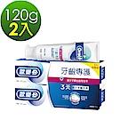 歐樂B 牙齦專護牙膏120g(對抗出血)2入