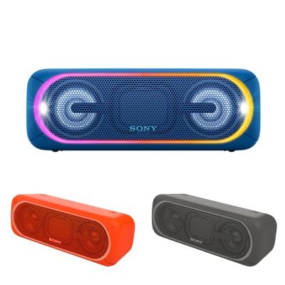 SONY 可攜式無線防水藍牙喇叭SRS-XB40 (公司貨)