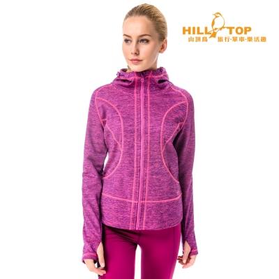 hilltop山頂鳥-女款ZISOFIT吸濕保暖刷