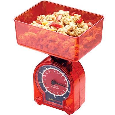 KitchenCraft 小巧指針磅秤(0.5kg)