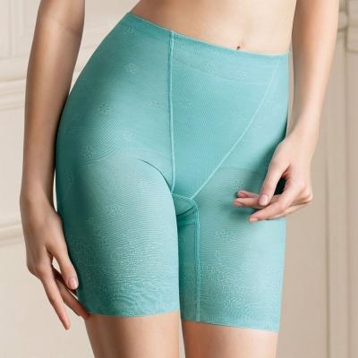 華歌爾 美姿褲系列64-82高腰長褲管修飾褲(湖水綠)