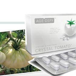 水晶蕃茄,自然界最天然的凍白成分