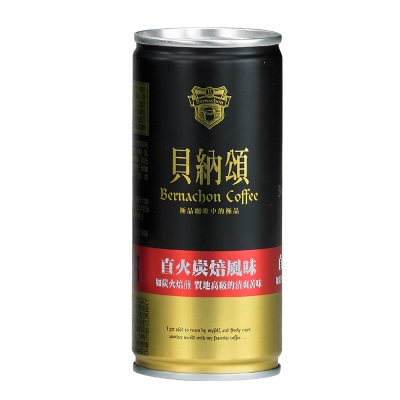 貝納頌 直火炭焙(210mlx6入)