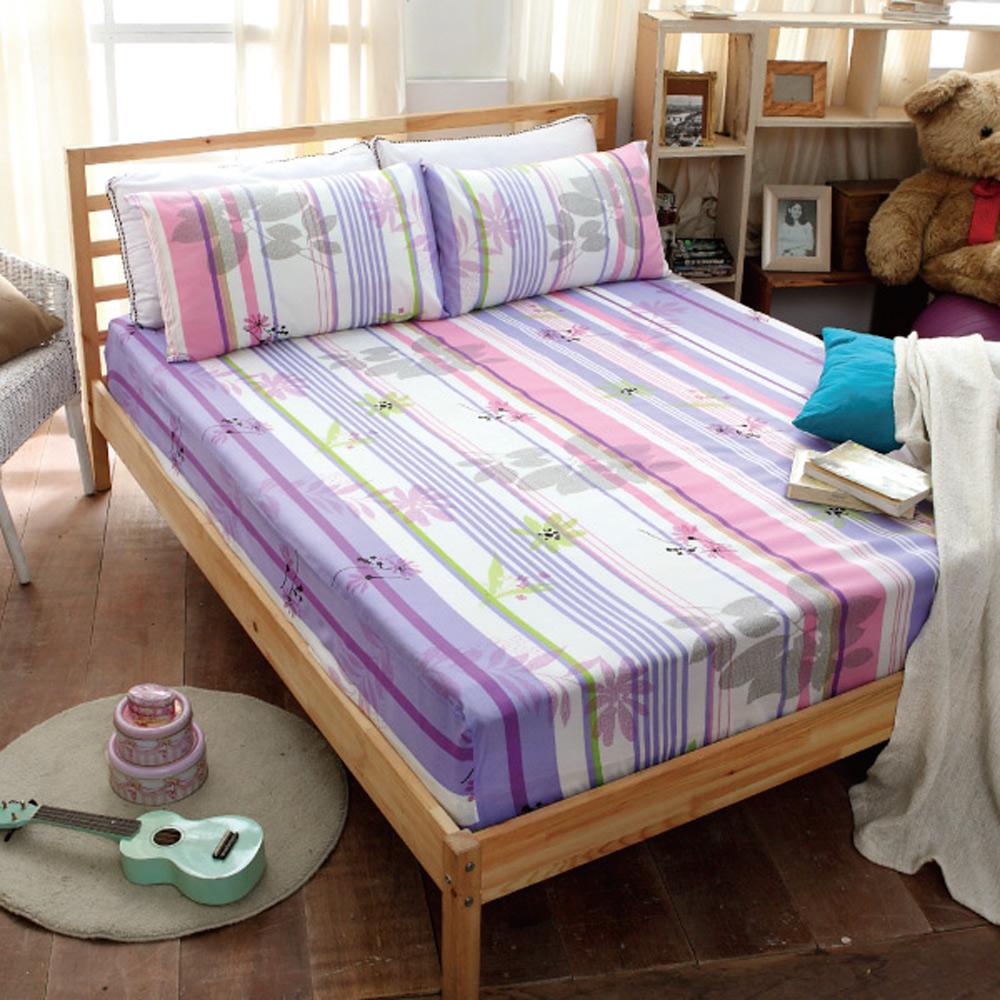 Goelia 夢幻花宴 雙人 超細纖 床包三件組