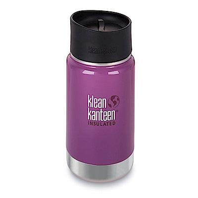 美國Klean-Kanteen寬口保溫鋼瓶355m